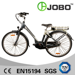 700c Dutch Bike Electric City Bike with MID-Motor pictures & photos