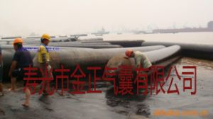 High Quality Ship Launching Air Bags, Ship Launching Marine Airbags