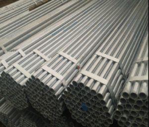 Q235 Hot-DIP Galvanized Steel Round Pipe/1inch Round Steel Tube pictures & photos
