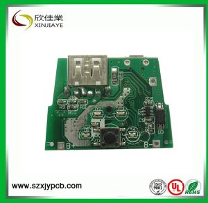 Assembled PCB with Electronic Components pictures & photos