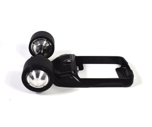 Four Wheel Electric Skateboard Longboard Spare Parts Without Deck pictures & photos