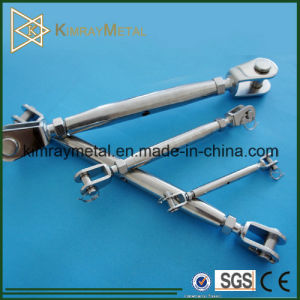 Stainless Steel Wire Rope Tensile Pipe Turnbuckle pictures & photos