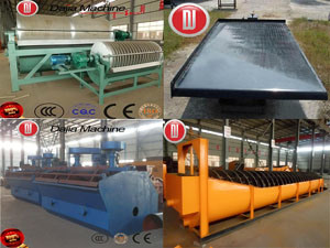 Hot-Sale Iron Ore Magnetic Separating Process pictures & photos