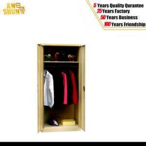 Steel Dressing Folding Cupboard with Mirror for Changing Room pictures & photos