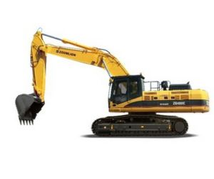 Zoomlion Ze420e Hydraulic Crawler Excavator