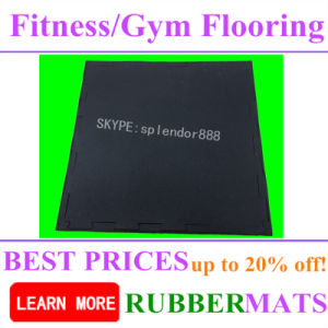 Sport Coin Rubber Gym Flooring on Sale pictures & photos