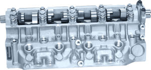 Cylinder Head Assembly F8Q for Renault 1.9TD pictures & photos