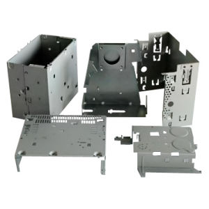 Precision Metal Stamping (CHA-003)