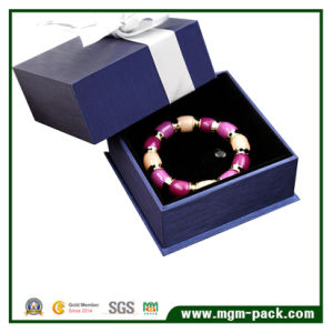 Hot Sale Gift Jewelry Paper Box with Bowknot pictures & photos