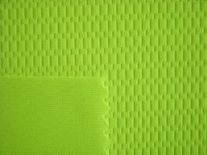 Polyester/Spandex Tricot Fabric for Swimwear, T Shirt etc pictures & photos