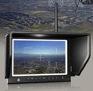 "7"" Fpv Monitor with 1280*800 IPS Panel for Aerial Photography pictures & photos"