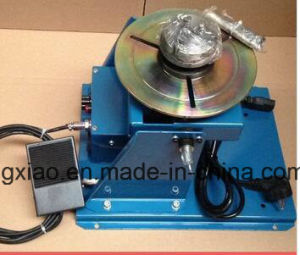 Ce Certified Welding Rotatory Table HD-10 for Circular Welding pictures & photos