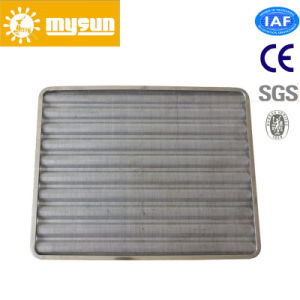 60*80 Aluminium French Bread Baking Trays Ms-1201 pictures & photos