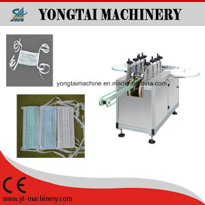 Non Woven Face Mask Tie on Machine pictures & photos