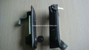 Zinc Alloy Die Casting Electric Cabinet Lock (MS740) pictures & photos