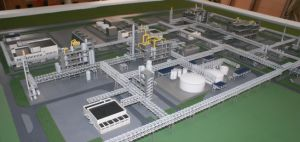 Scale Model of Industries, Miniature Model of Plant Layout pictures & photos