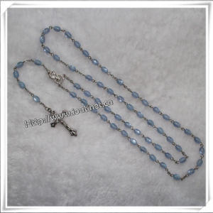 Hot Selling Resin Beads Rosaries, Prayer Beads Religious Rosary (IO-cr034) pictures & photos