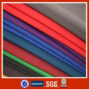 China Polyester Knit Rib Fabric pictures & photos