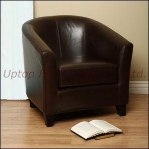 Classic French Style Leather Armchair for Wholesale (SP-HC116) pictures & photos