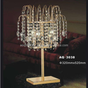 Crystal Table Lamp (AQ-3038) pictures & photos