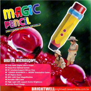 Magic Pencil With Interactive Game (BW1119)