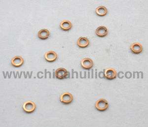 Copper Spring Washer pictures & photos