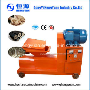 Best Selling Sawudst Charcoal Briquette Machine Line pictures & photos