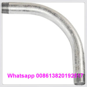 Electrical Metal Tube 90 Degree Rigid Elbow Connector UL Electrical House Wiring Materials EMT pictures & photos