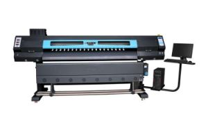 Audley S8000-3 Sublimation Double 5113 Heads Inkjet Printing Machine Price 1.9m Printing Width pictures & photos
