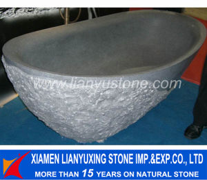 G654 Dark Grey Granite Bathtubs