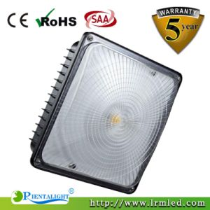 Supplier Smart Microwave Dimmable CREE COB 45W LED Canopy Lights pictures & photos