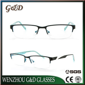 New Design Stainless Spectacle Frame Optical Frame 46-051 pictures & photos
