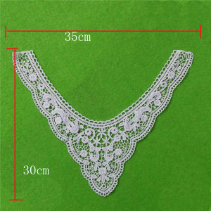 Cotton Embroidrey Neck V Lace Collar (cn112) pictures & photos