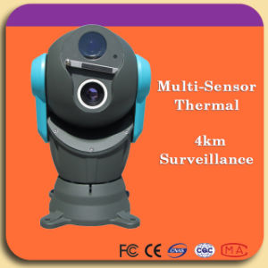 Multi Sensor Thermal Night Vision Infrared Camera for Vessel Detection pictures & photos