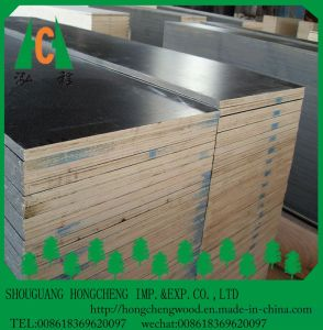 18mm X 1220mm X 2440mm Film Faced MR/Melamine Plywood pictures & photos