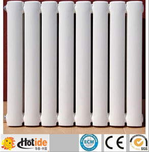 Steel / Aluminum Water Heated Radiator for House Heating System