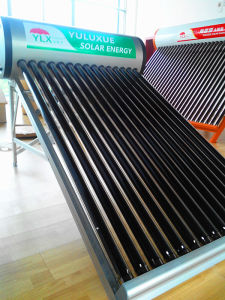 The Latest Aluminium Alloy Solar Water Heater (AL Series)