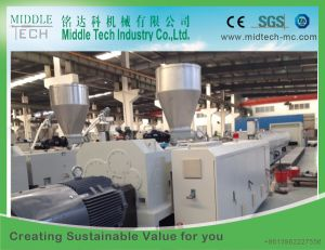 Extruder Machine U-PVC /PVC Pipe Extrusion Production Line 630mm pictures & photos