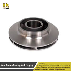Custom Casting Impeller Casting Stainless Steel Impeller pictures & photos