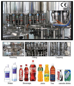 Carbonated Drink Filling Machine (DXGF) pictures & photos