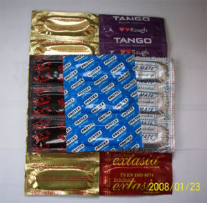 Condom with Logo pictures & photos
