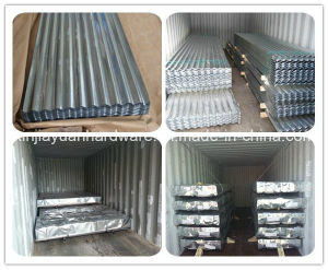 Color Coated Galvanized Corrugated Steel Sheet with Best Coil pictures & photos