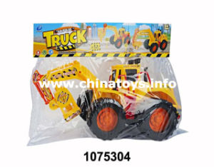 New Item Friction Plastic Toy Construction Car (1075304) pictures & photos