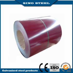Ral 3005 Prepainted Galvanized Color Coated Steel Coil (PPGI) pictures & photos