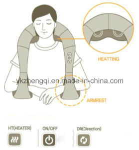 Therapist Select Kneading Shiatsu Neck Massager (ZQ-6006) pictures & photos