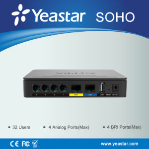 Yeastar 32 Users Affordable Fully-Featured Embedded Hybrid IP PBX pictures & photos