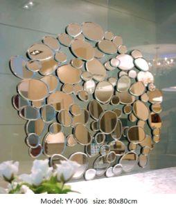Decorative Silver Mirror Hand-Made Glass Mirror