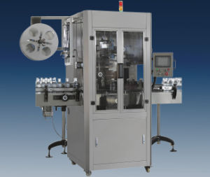 CE Approved Automatic Sleeving Labeling Machine (MDALS150) pictures & photos