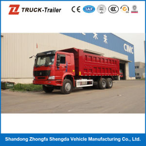 Sinotruk 25 Ton 6X4 HOWO Dump Truck Zz3257n3647A