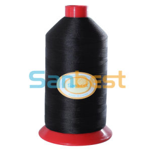 100% High Tenacity Polyester Multi-Filaments Sewing Thread for Air-Bags pictures & photos